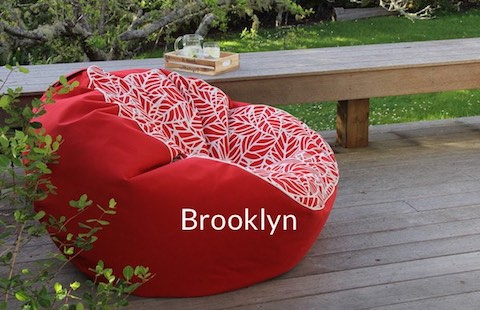 Brooklyn Bean Bag Collection